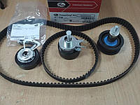 "Комплект ГРМ (ролики+ремни) на VW CADDY III 1.4 16V 2006-2010 ""Gates"" K035565XS - производства Бельгии, фото 1"
