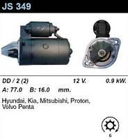 Стартер Mitsubishi Galant, Hyundai Accent, Pony 1,3-2,0
