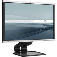 "Монитор бу 24"" HP LA2405wg Black, фото 1"