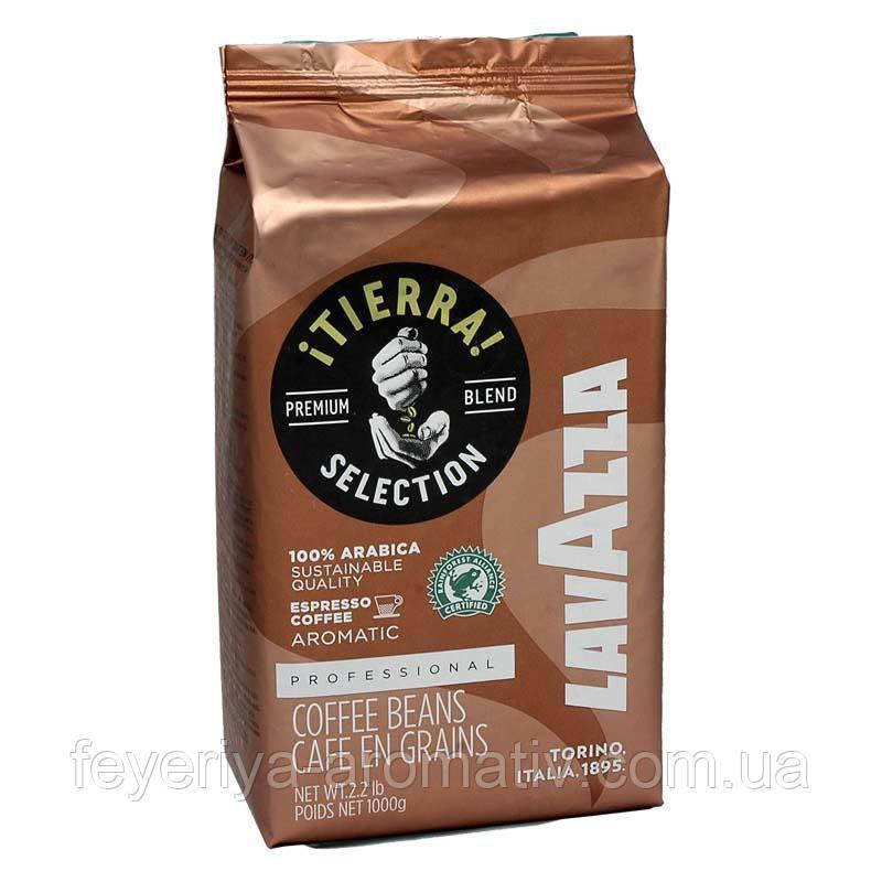 Кофе в зернах Lavazza Tierra Selection 1кг (Италия)
