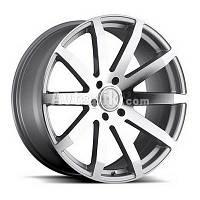 Литые диски Black Rhino Traverse R20 W9 PCD5x150 ET25 DIA110.1 (silver)