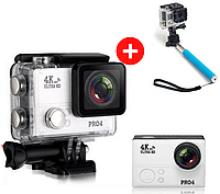 Экшн камера F65  Action Camera SportsCam Full HD Wifi F65 cпортивная, фото 1