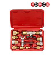 Комплект для снятия и установки клапанов а/кондиционера (Force 911G8)