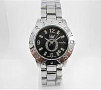 Часы Pandora Quartz 37mm Silver/Black. Реплика, фото 1