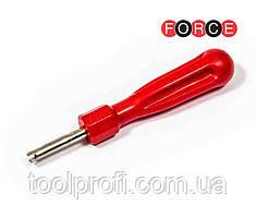 Отвертка для золотника резиновый клапан (Force 9U3202)