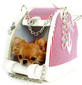 Сумки, переноски для собак