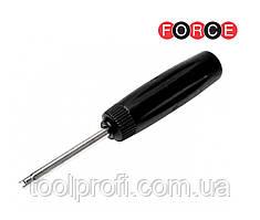 Отвертка для золотника металлический клапан (Force 9U3201)
