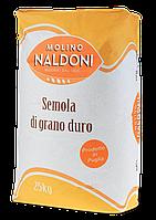 Мука Molino Naldoni Semola di grano duro (из твердых сортов для пасты) 25кг