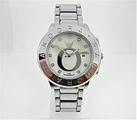 Часы Pandora Quartz 40mm Silver/White. Реплика, фото 1