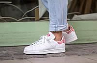Женские сникеры кроссовки Adidas Originals Stan Smith S76664 Оригинал р-39  (24.5 см)