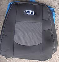 Авточехлы ВАЗ Largus 7 мест с 2012 автомобильные модельные чехлы на для сиденья сидений салона LADA ВАЗ Лада Largus