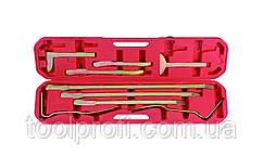 Набор рихтовочных монтировок и приспособлений кованых 9 пр.