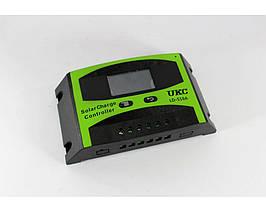 Solar controler LD-510A 10A UKC Контролер заряду сонячної панелі