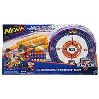 БластерNerf Элит Файрстрайк и Мишень N-Strike Elite Precision Target Set