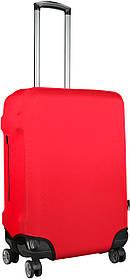 Чехол для чемодана Coverbag  из дайвинга M0201R;0910 красный