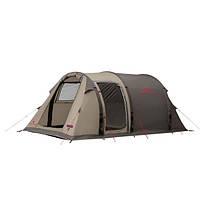 Двухкомнатная кемпинговая палатка Ferrino Flow 4 Brown