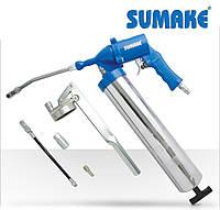 Шприц для смазки пневматический и ручной (Sumake ST-6636-6)