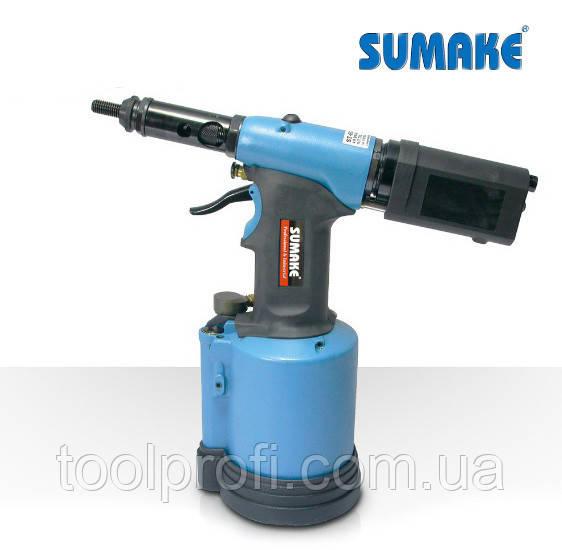 Пневмозаклепочник для гаечных заклепок М4-М12 (Sumake ST-6920)