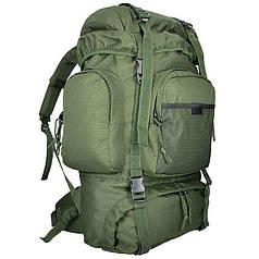 Туристический рюкзак 55л MilTec Commando Olive 14027001