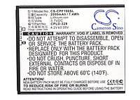 Аккумулятор Coolpad 8297W 2000 mAh Cameron Sino