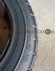 Шины на скутер 3.50-10 бескамерная шоссе , фото 3