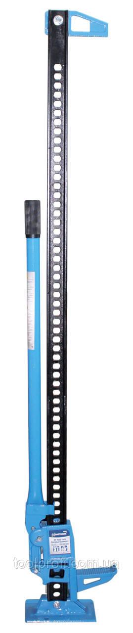 Домкрат реечный, рычажной L= 1 524 мм