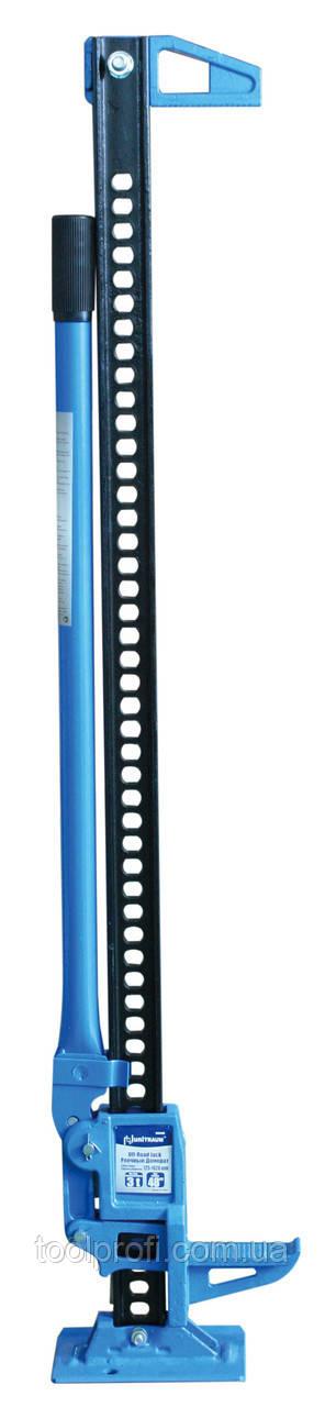 Домкрат реечный, рычажной L= 1 220 мм