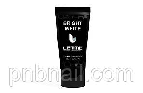 Poly gel Lemme Bright White - ярко-белый, 30 мл