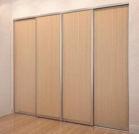 Раздвижная система   Межкомнатные перегородки   Дверь из ДСП, фото 2