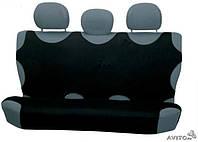 Майки чехлы для автомобиля универсальные Kegel на задние сиденье черные