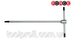 Ключ шестигранный т-образный 10 мм (Force 76410T)
