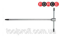 Ключ Torx т-образный T6 (Force 76606T)
