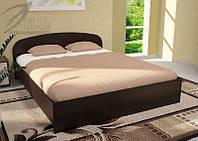 Кровать 1,6 спальня модульная Рио 2 фабрика Стиль