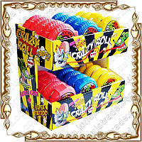Жевательная резинка Roll Crazy Buble Gum 15 гр. 30 шт./уп.