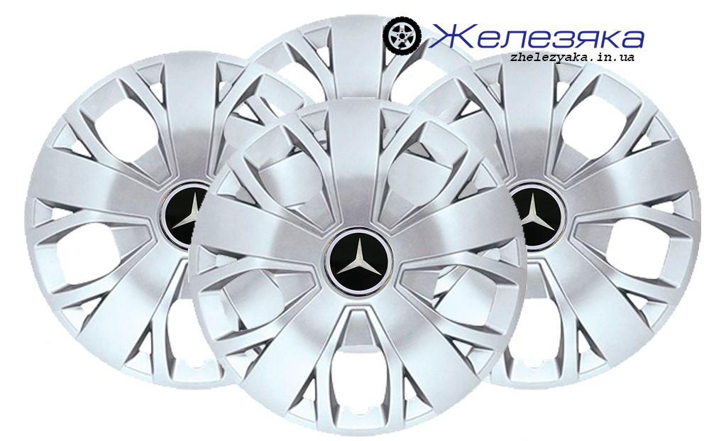 Колпаки на колеса R16 SKS/SJS №420 Mercedes-Benz
