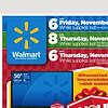 Walmart.com - Анонс распродаж в черную пятницу.