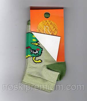 Шкарпетки дитячі х/б з сіткою Смалій, 21-23, 11В5-298, 14 розмір, рис.96, колір 26, 04319