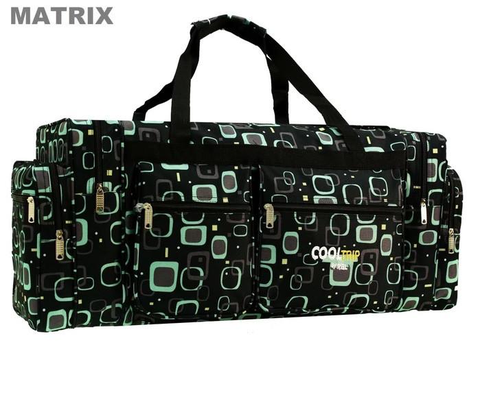 Дорожная сумка RGL Model 23C, matrix