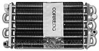 Теплообменник битермический (фирменная упаковка+прокладки) Baxi, Roca, Western, артикул 616170, код сайта 1130