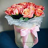 """Коробка с розами """"Роскошь"""""""