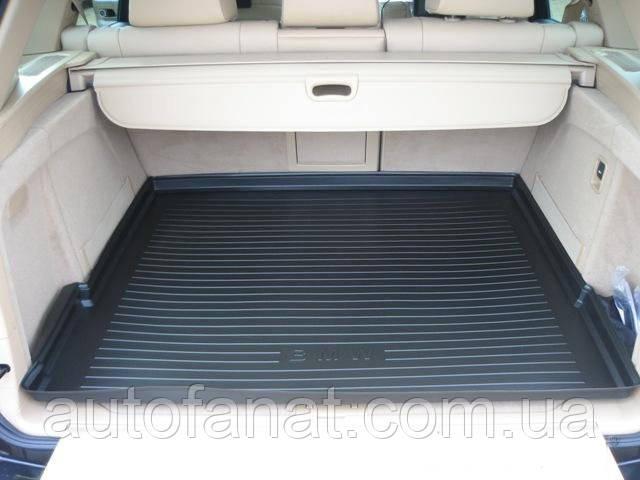 Оригинальный коврик багажного отделения для BMW X5 (E70,E70LCI) (51470444754)