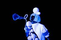 ШОУ Ультрафиолетовых Мыльных Пузырей, фото 1