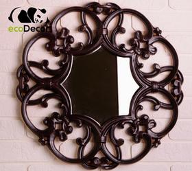 Зеркало настенное Male черное R3