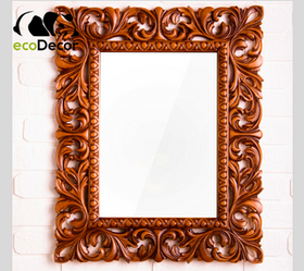 Зеркало настенное Dodoma R3