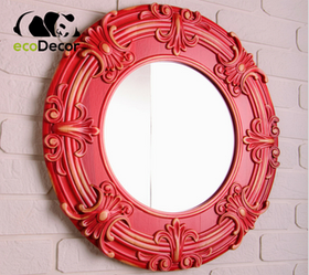 Зеркало настенное Buenos Aires красное R3
