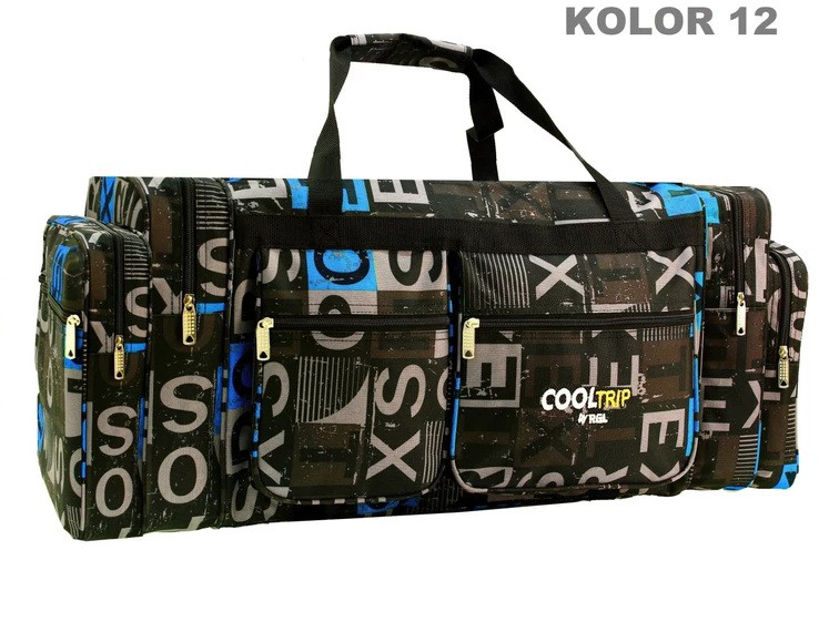 Дорожная сумка RGL Model 23C, цвет 12