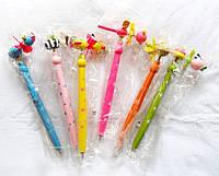Деревянная шариковая ручка, сувенир, подарок  в ассортименте