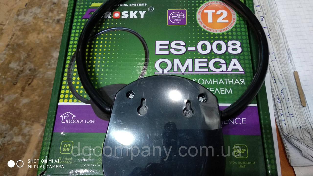Антенна Т2 комнатная Eurosky ES-008