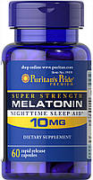 Puritan's Pride Melatonin 10 mg 60 caps