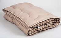 Одеяло 195х215 шерстяное LOTUS COMFORT WOOL кофе